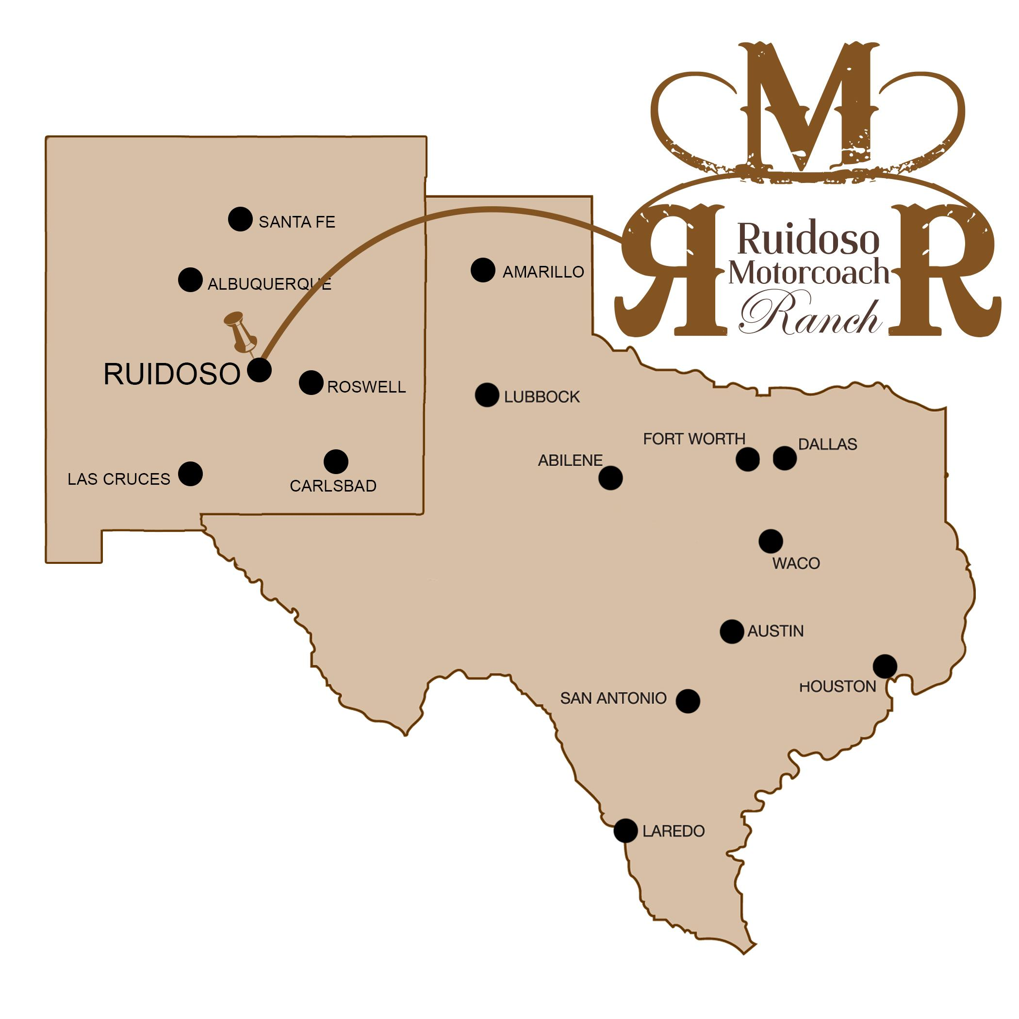 motorcoachranch-map